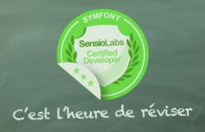 Certification développeur Symfony