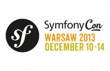 SymfonyCon Warsaw 2013