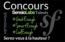 SensioLabs talents