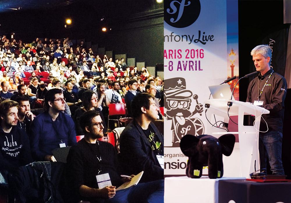 SymfonyLive Paris 2016 keynote