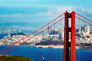 Golden Gate Bridge and San Francisco Cityscape (3XL)