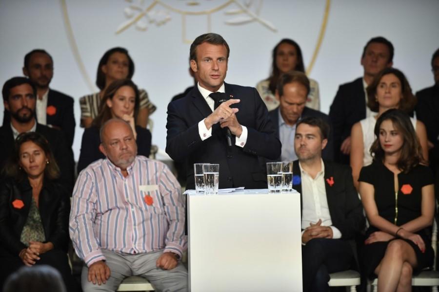 Macron-Next-40