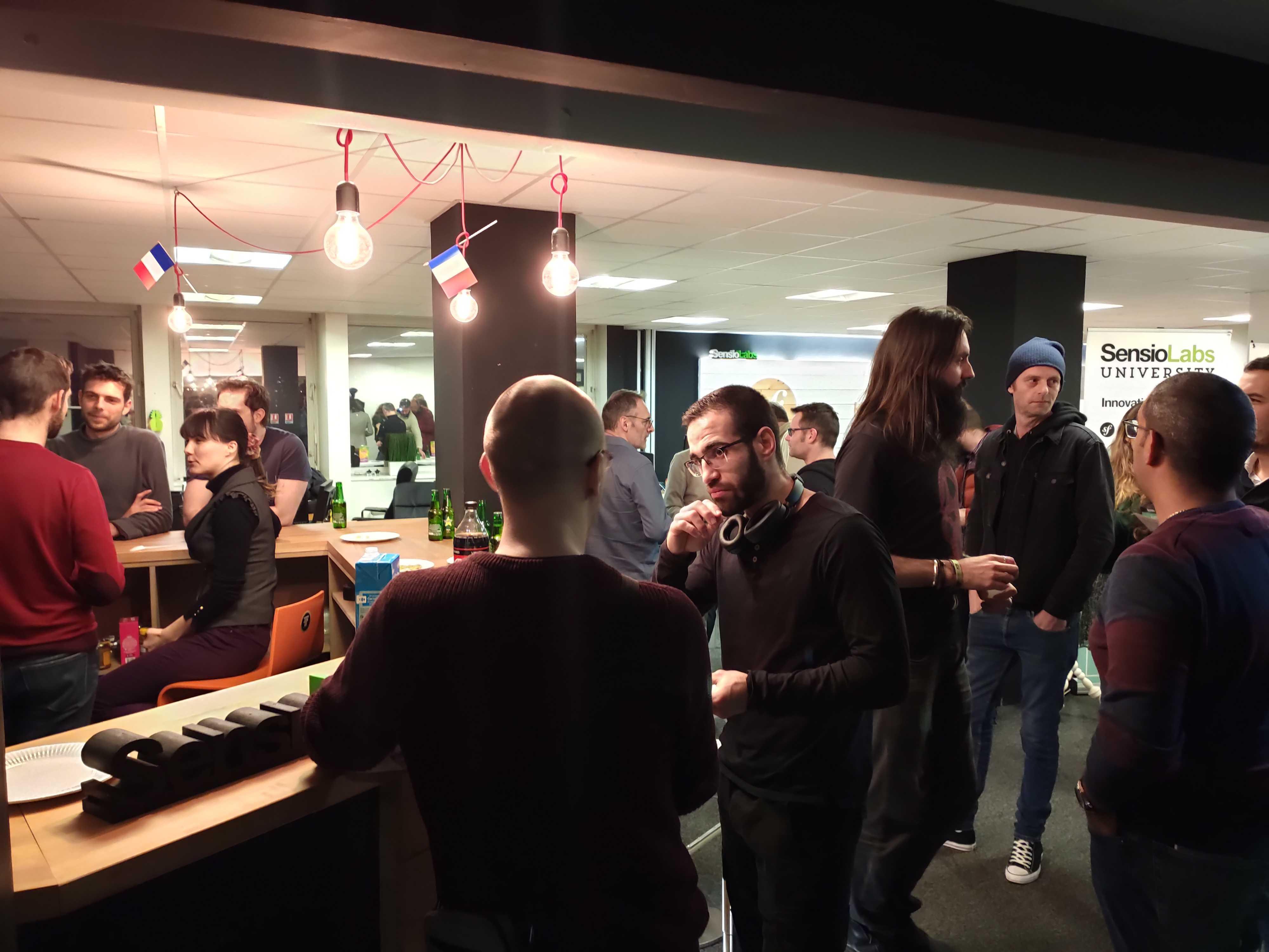 Social Event du Meetup