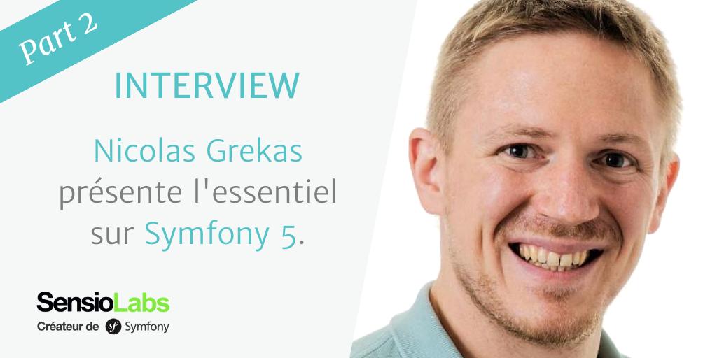 Interview migrer Symfony 5