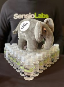 SensioLabs hydroalcoolic gel